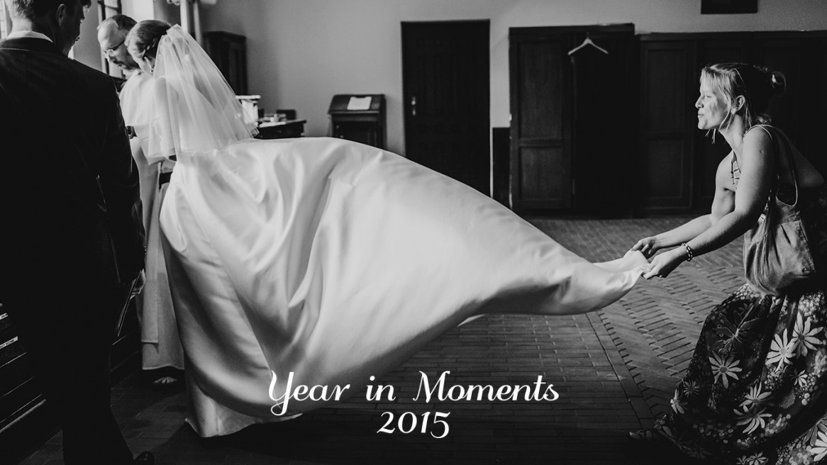 Year 2015 in Moments / The best photographs in 2015