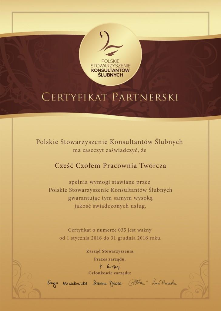 35_CERTYFIKAT_PARTNERSKI_Cześć-Czołem-Pracownia-Twórcza