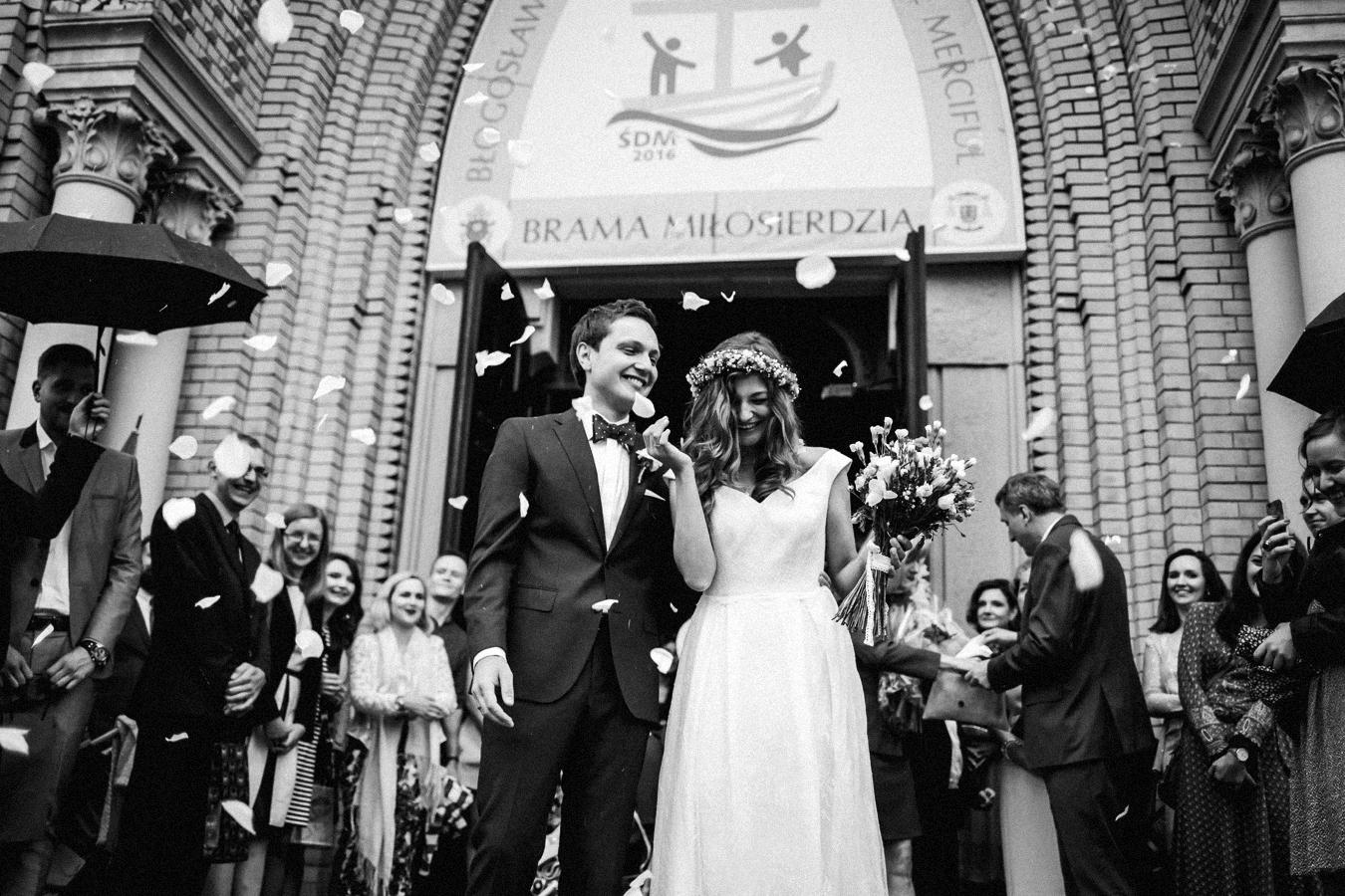 Zdjęcia ślubne, które żyją