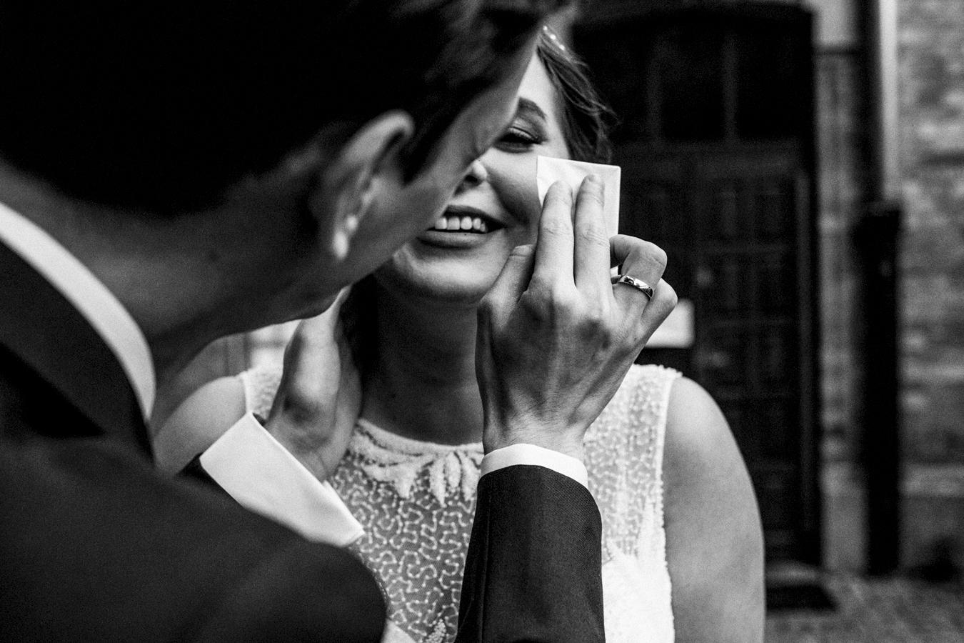 O tym, że będziecie fotografami na moim ślubie, wiedziałam jeszcze zanim poznałam swojego męża.